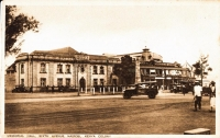 Memorial Hall, Sixth Avenue, Nairobi
