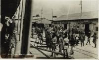 Port Bell Pier, 3730 FT. Uganda
