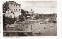 On the Harbour, Mombasa