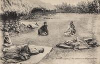 KISUBI (Uganda) Sick people of the Sleeping-sickness