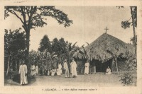 "UGANDA - ""Mon Eglise menace ruine"""