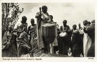 Empango Drum Ceremony, Bunyoro, Uganda