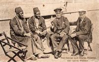Rear Admiral Lord Charles Beresford and Uganda Ministers