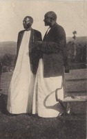 Uganda - Two of the Regents during the King's Minority