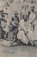 Ouganda Chef chrétien du Bouddou