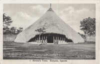 Mutesa's Tomb. Kampala, Uganda