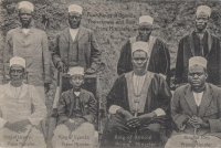 Fours Kings of Uganda Protectorate, and their Prime Ministers