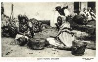 Clove pickers