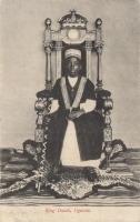 King Daudi, Uganda
