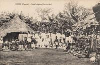 Kisubi (Uganda) Noce indigène (les invités)