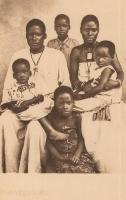 Famille chrétienne (Bunyoro - Uganda)