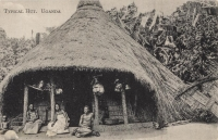Typical Hut, Uganda