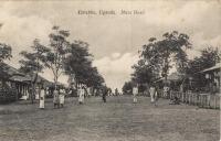 Entebbe, Uganda - Main Road