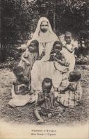 Mère Claver à l'Uganda