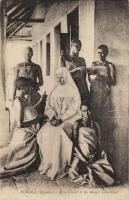 RUBAGA (Uganda) -Mère Claver et les novices Catéchistes