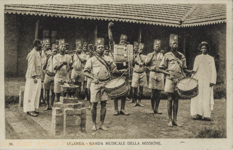 Banda musicale della missione