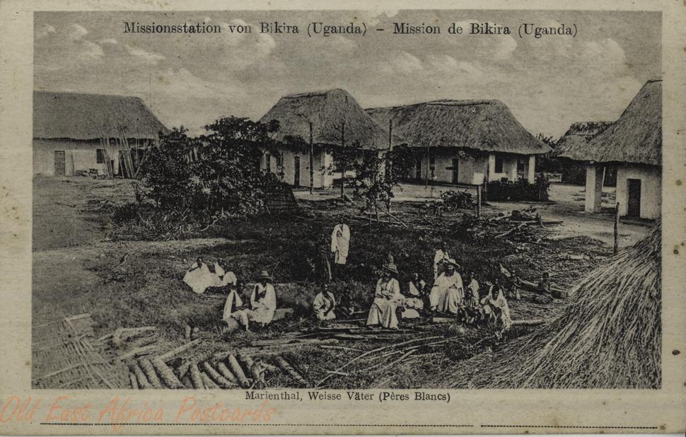 Missionsstation von Bikira (Uganda)
