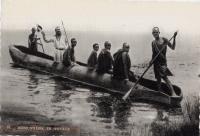 Missionnaire en voyage