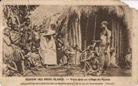 Visite dans un village du Nyanza