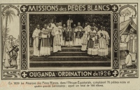 Ouganda - Ordination de 1926