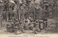 SAINTE-MARIE DE RUBAGA (Uganda) - Leçon de Cathéchisme aux Nègres