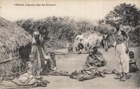 RUBAGA (Uganda) Cour des Dormeurs