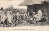 KISUBI (Uganda) Soin des malades au dispensaire