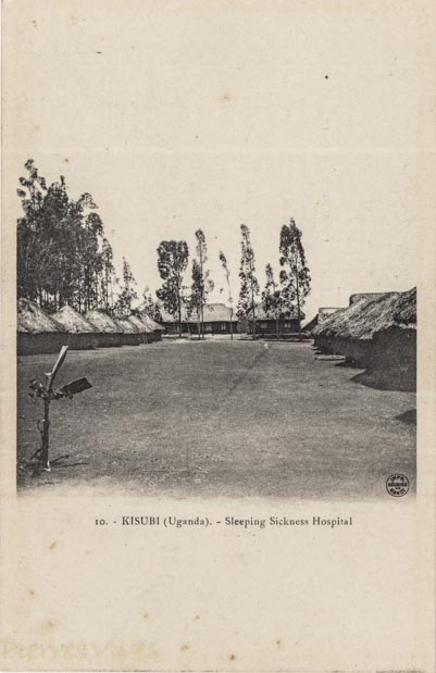 KISUBI (Uganda) Sleeping-sickness Hospital