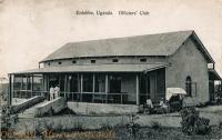 Entebbe, Uganda. Officers Club