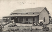 Entebbe, Uganda - Officers' Club