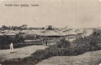 Swahili Lines, Entebbe