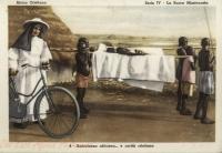 Ambulanza africana… e carità cristiana