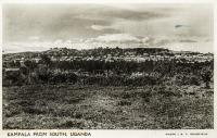 Kampala from South, Uganda