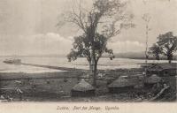 Luzira, Port of Mengo. Uganda