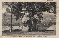 Nakasero, View from Namirembe Hill. Kampala, Uganda