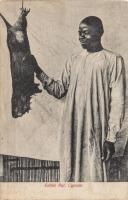 Edible rat, Uganda