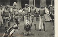 Basoga Dancers