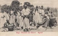 King's Musicians and Dancers. Uganda