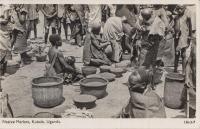 Native Market, Kabale, Uganda