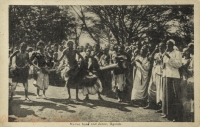 Native Band and Dance