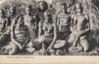 Bakedi, Uganda Protectorate
