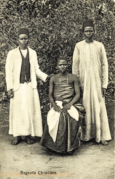 Baganda Christians