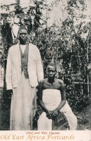 Chief and Wife, Uganda