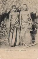 Uganda Women in Bark Cloth - Mombasa