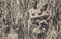 A young Busoga Woman