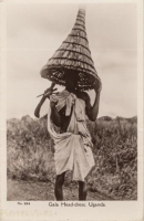 Gala Head-dress, Uganda