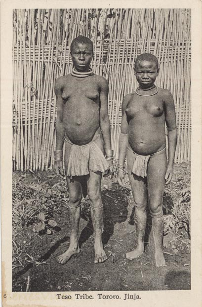 Teso Tribe. Tororo. Jinja