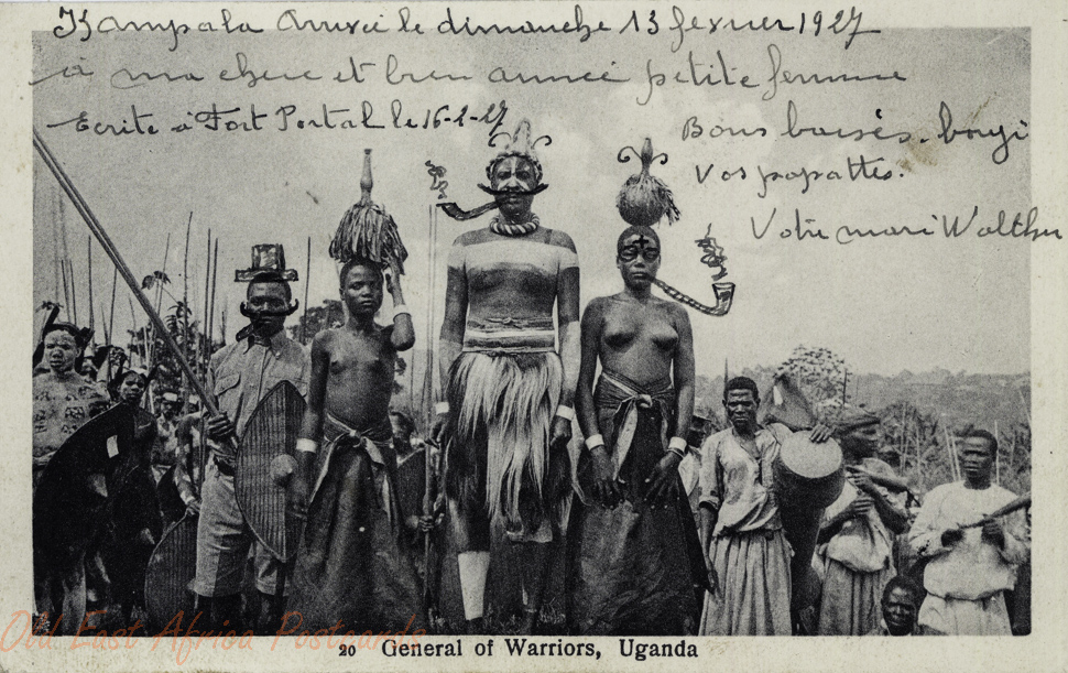 General of Warriors, Uganda