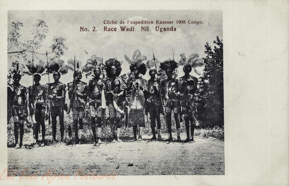 Race Wadi Nil Uganda