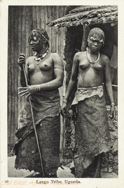 Lango Tribe. Uganda